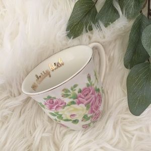Urban Oufitters Cheeky Teacup One Classy B